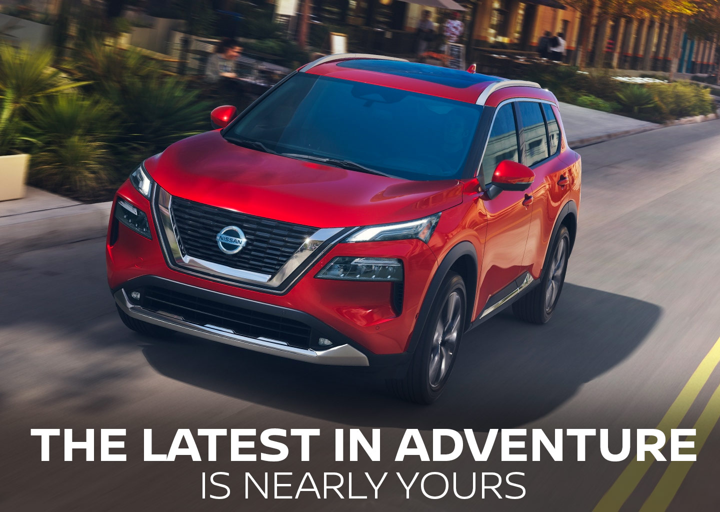 the latest in adventure is nearly yours