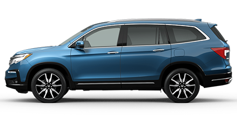 New Honda Pilot at Honda of Gainesville
