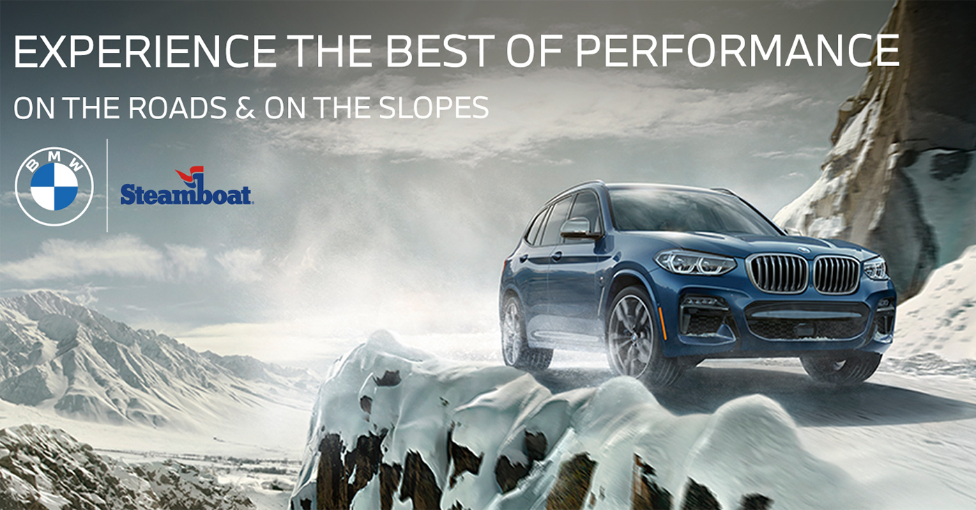 Experience the best of performance on the roads and on the slopes