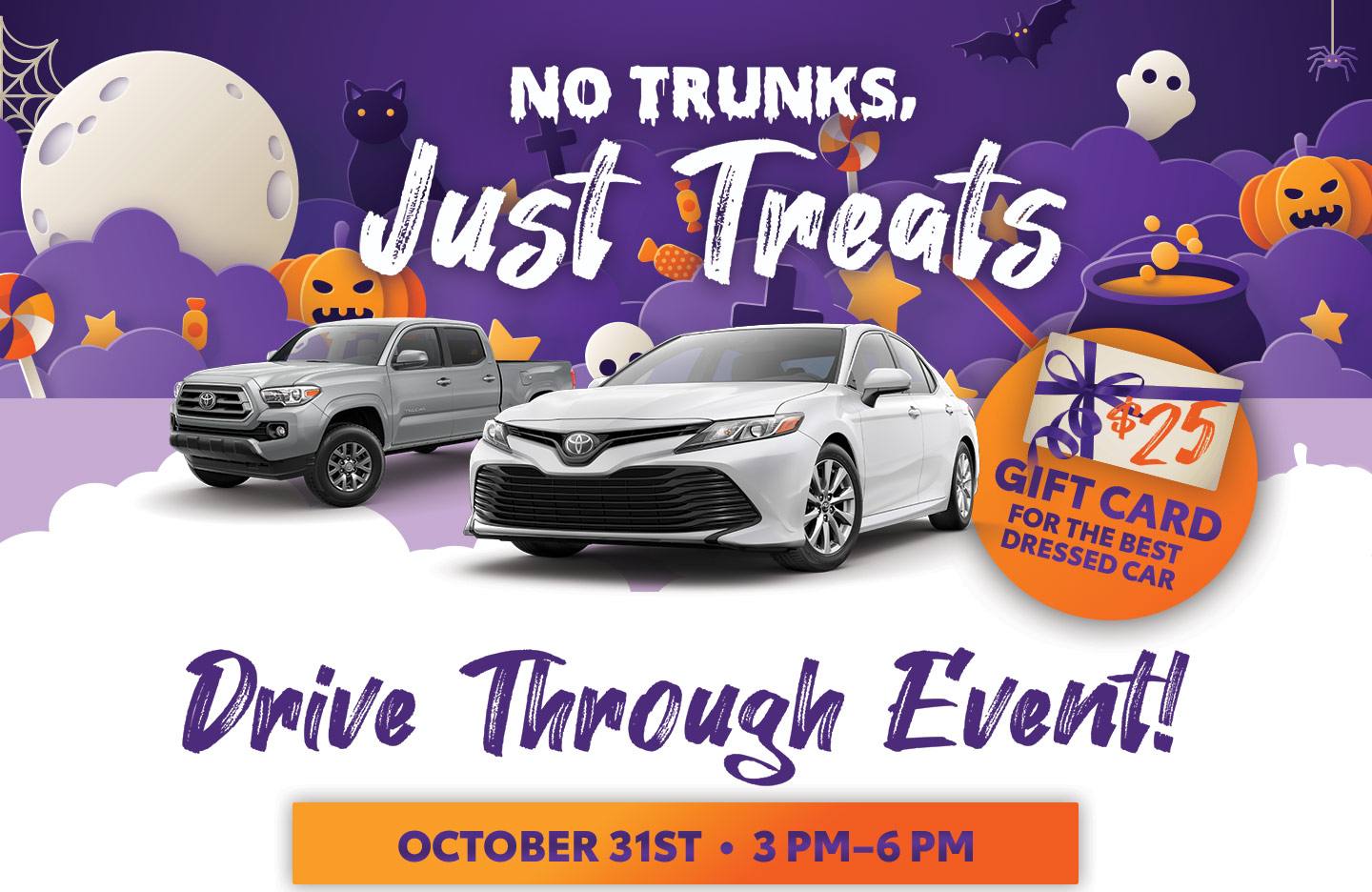 Drive Through Event!