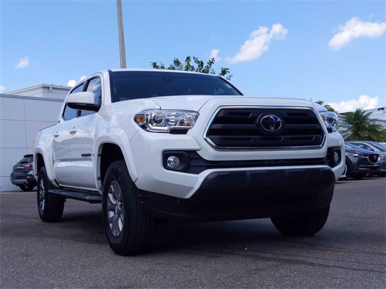 2019 Toyota Tacoma 2WD Limited Double Cab