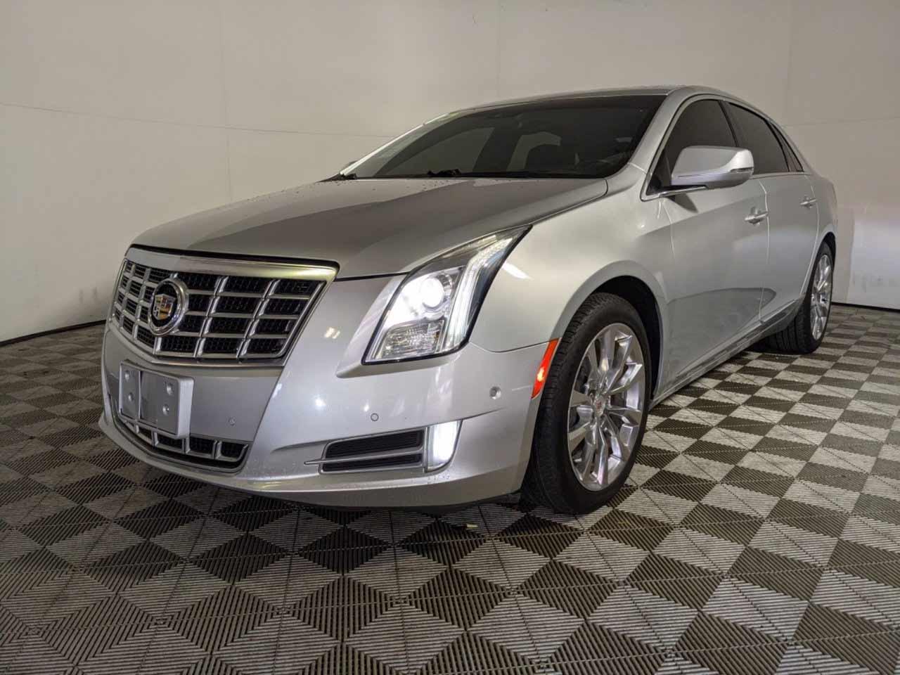 Used 2015 Cadillac XTS Premium Sedan