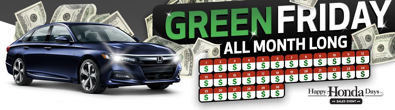 $0 Down Lease Specials At Westshore Honda