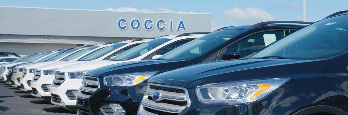 Coccia Ford Lincoln Dealership