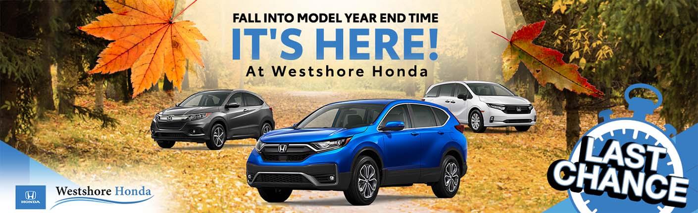 Honda Used Vehicle Offers