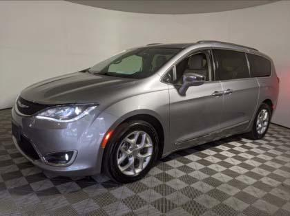 Used 2020 Chrysler Pacific Limited