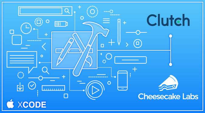 Clutch's Interview on Cheesecake Labs' Xcode User Experience