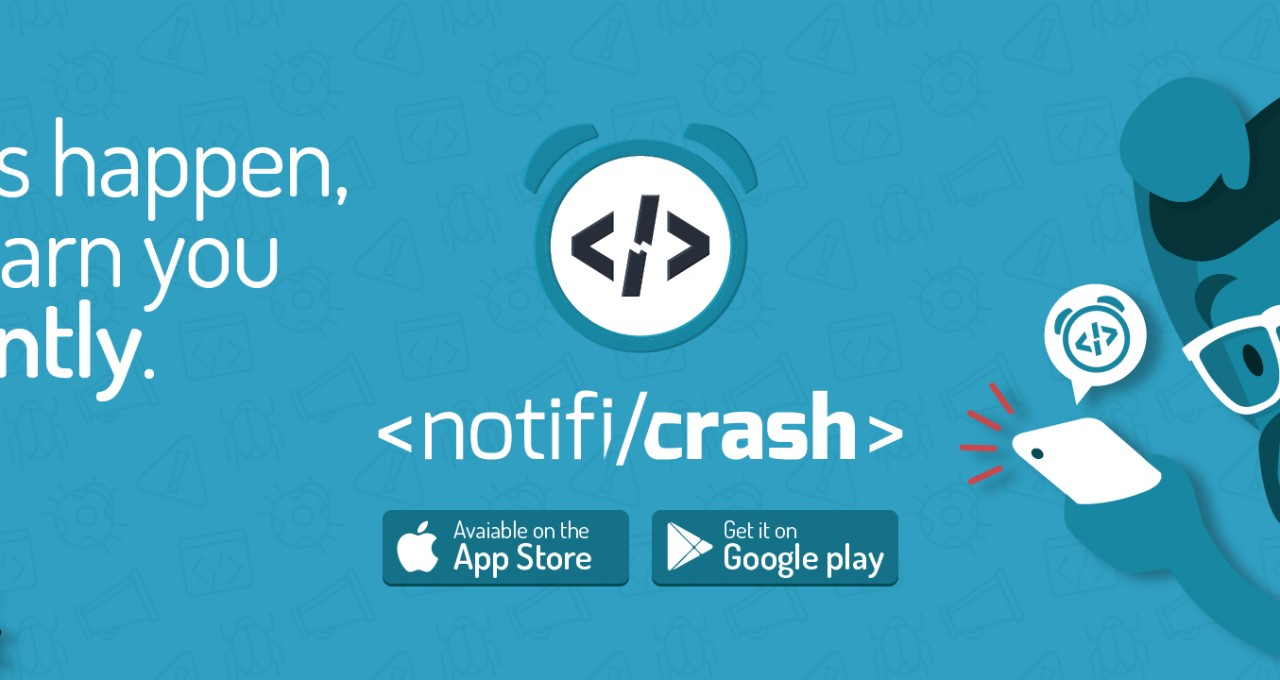 Notificrash: Real-time Push Notifications for Mobile Crash Tracking
