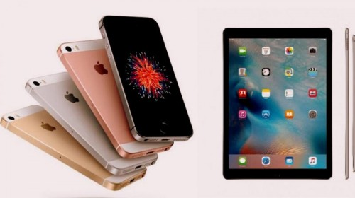 """Apple announced the 4"""" iPhone SE and 9.7"""" iPad Pro - Weekly Roundup: iPhone SE, iPad Pro, encrypted e-mails, and more"""