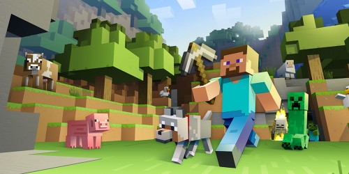 Microsoft's using Minecraft to boost artificial intelligence - Weekly Roundup: Android N, Adobe's XD, AI in Minecraft, and more
