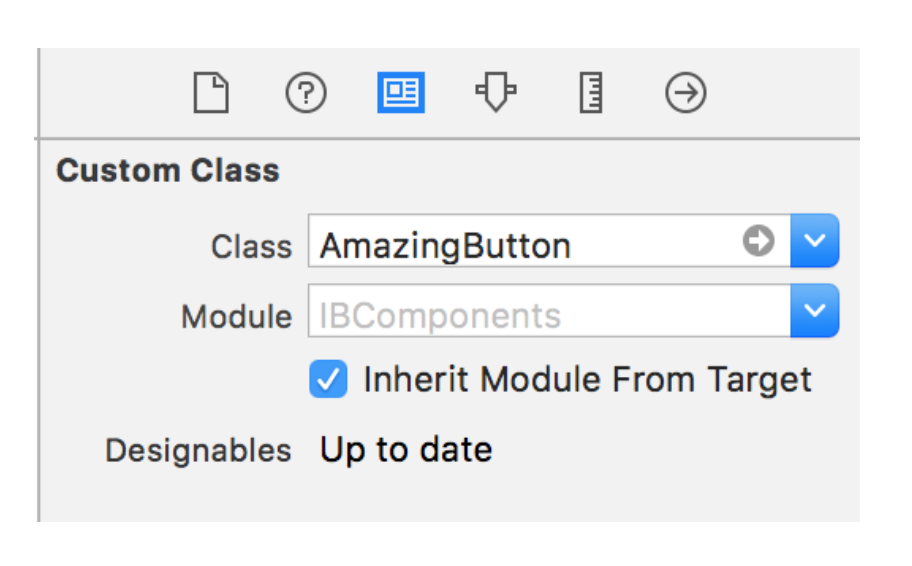 How custom UI controls in Xcode's Interface Builder