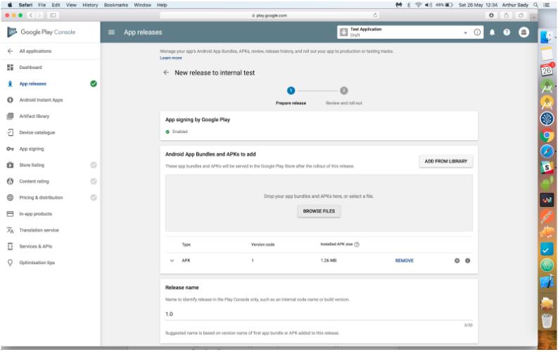 Google Play IAP First Setup with test sandbox   Cheesecake Labs