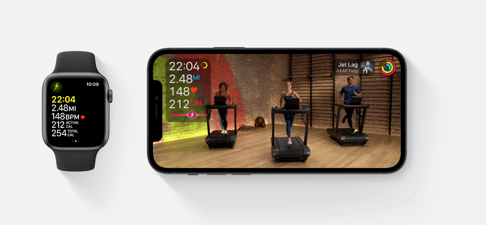 Apple Fitness+ announcements