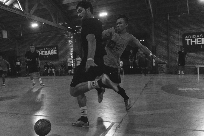 Baller Select HB Futsal Brazuca Ballers