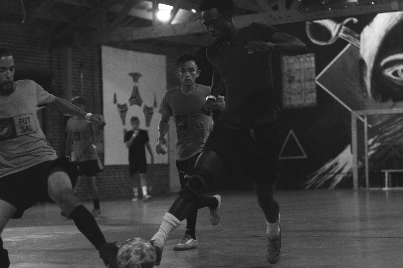 HB Futsal v. Calle661