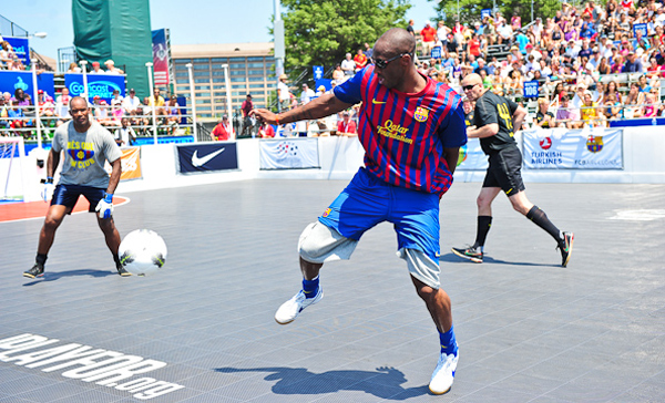 Kobe Football Soccer