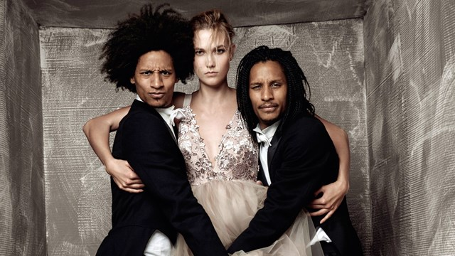 Les Twins British Vogue