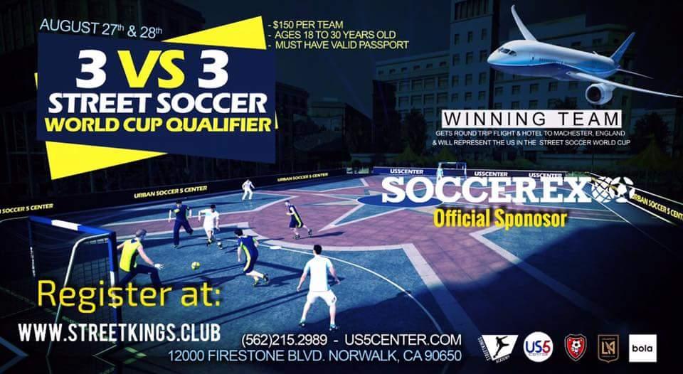 Soccerex Street Soccer World Cup