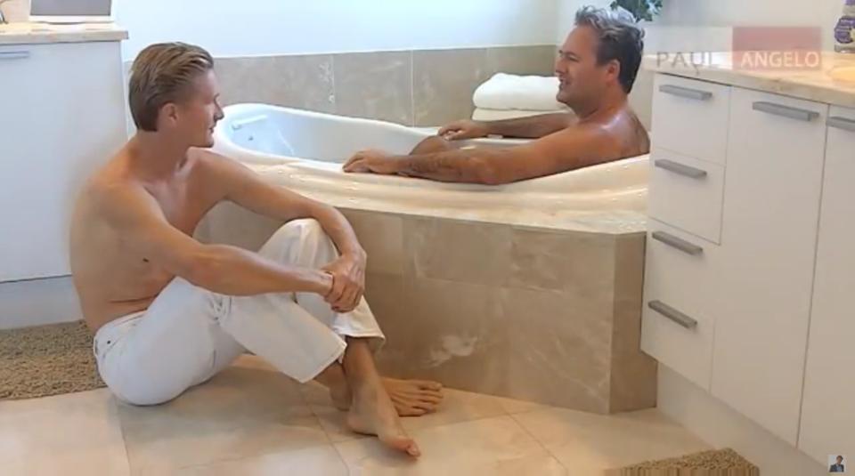 Gay σπα σεξ βίντεο