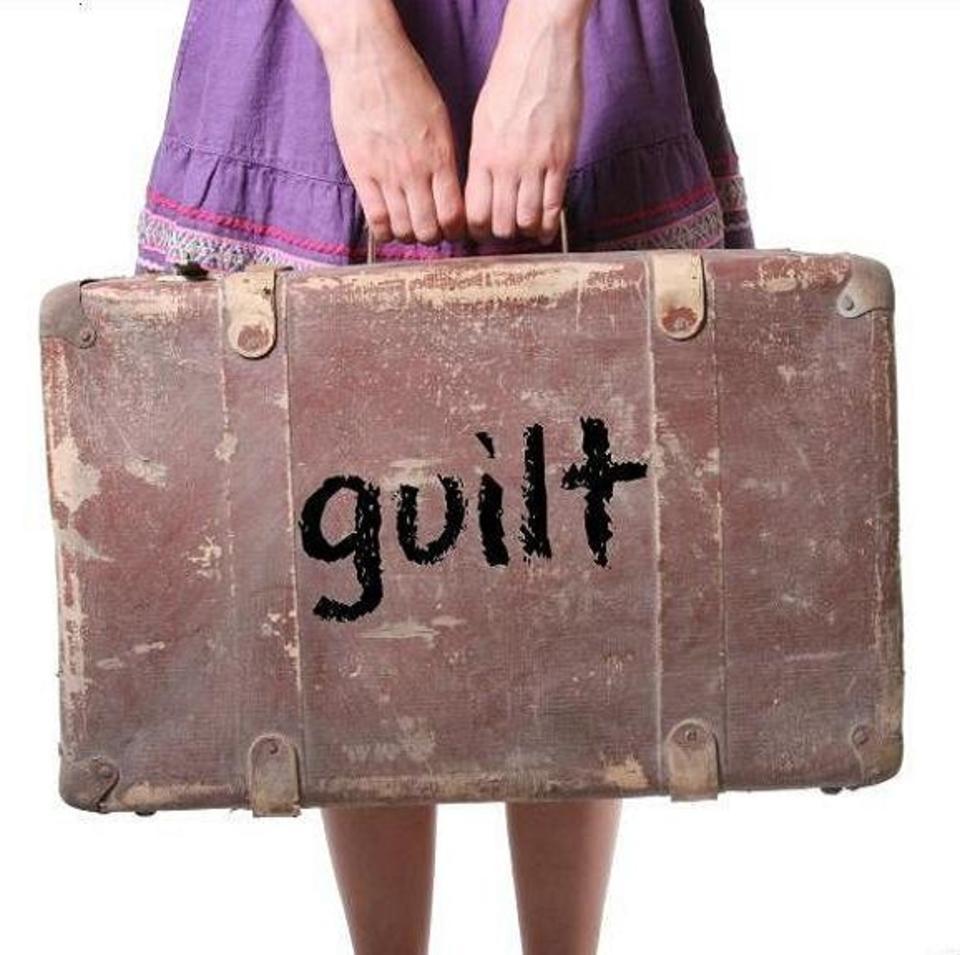 Image result for crushing guilt