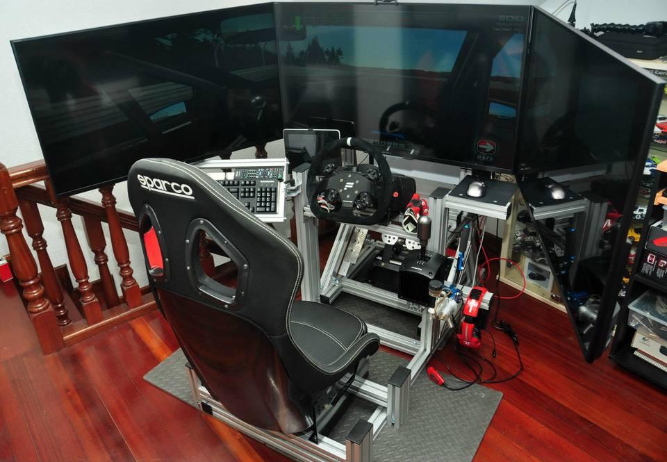 Sim Racing and Hardware — Clarity