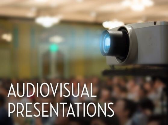 Audiovisual Presentations