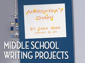 Middle School Writing Projects