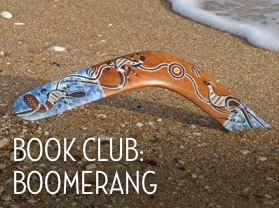 Boomerang Book Club Farenheit 451
