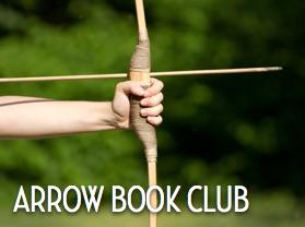 Arrow Book Club Bronze and Sunflower