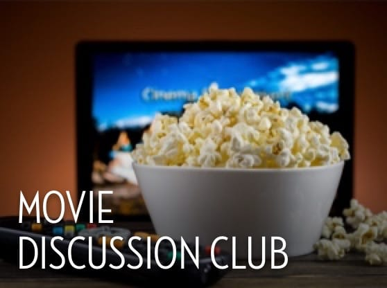 Movie Discussion Club Superheroes