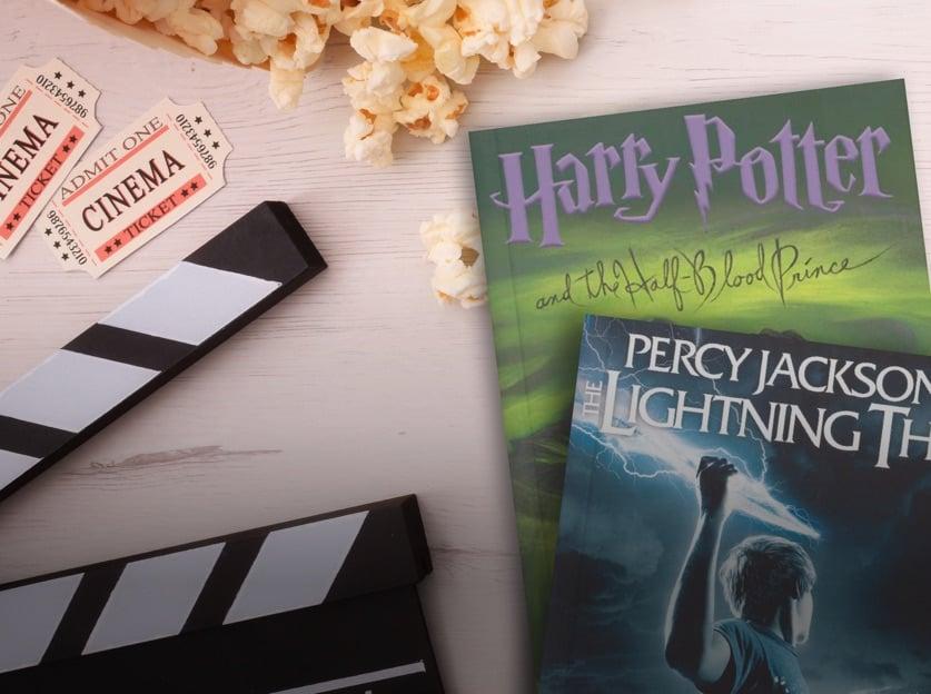 Book/Movie Duo Wonder