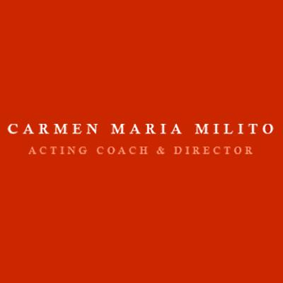 Carmen Milito | Private Coaching | Carmen began her career as an actress in New York City in 1971 when she appeared in a La Mama/Experimental Theatre Company production with a young Nick Nolte. She went on to create a workshop for troubled inner city youth in her downtown Brooklyn neighborhood,