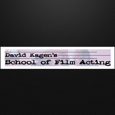 David Kagen | On-Camera Acting Class | All our ON-CAMERA ACTING CLASSES are 2-camera acting classes where you're filmed on a split screen so that when you watch your tape you can see yourself and your partner. That's very important because one of the things critical to all acting, and especially film acting, is that you see what's going on with your partner emotionally and you respond emotionally to what you see. And you respond emotionally to all the little emotional changes in your partner. So when you can see both yourself and your partner on your tape, you can see very quickly when you're doing that and when you're not. All our LA ON-CAMERA ACTING CLASSES are scene study classes that include cold-reading. You arrive at your acting class ten minutes early. Sometimes, you will read your scene ahead of time to yourself before you get up and do it. We want you to read it only once so that you don't formulate a lot of concepts and ideas about how to do the scene ahead of time. We just want you to have some sense of what it's about and the facts of the situation without pre-planning any emotions. Then, when it's your turn to do the scene, you sit in a chair opposite your partner and you and your partner are both filmed in a tight close-up on a split screen while you perform the scene. Each scene partner has all the work recorded on his or her individual DVD that you get to take home with you. After you've finished doing the scene, the instructor may ask you to do something else with it to get you to go beyond what you already did. Your entire critique is also recorded on DVD. This is very helpful because it's one thing for a teacher to tell you what they saw, but when you see what we're talking about for yourself, it gets very clear, very quickly. Next, you choose 2 pages from the scene you did the first half of class and do those 2 pages memorized for the second half of class. And then we go through the same process again, getting you to go beyond what you did if needed. And then you take your DVD home with you each week between classes to study it.