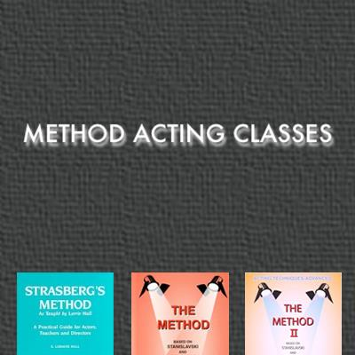 Hull Actors Studio | Method Acting Class | Method Acting Classes Dianne and Lorrie Hull's acting classes offer intensive training in a broad spectrum of acting tools. The teaching includes techniques of: Scene Work, Relaxation, Affective Memory, Concentration, Sense Memory, Improvisation, Cold Reading