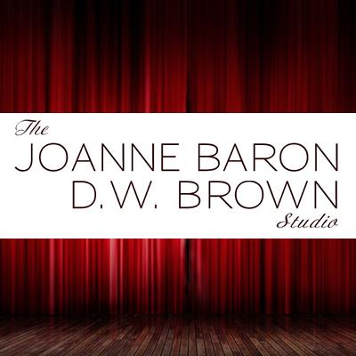 Joanne Baron/D.W. Brown Studio | DW Brown's Film Acting Master Class | This class is held at a state of the art 100 seat theater over a 4 day period and focuses on acting for the camera. Students will perform scenes which will then be filmed and screened for review by DW Brown.
