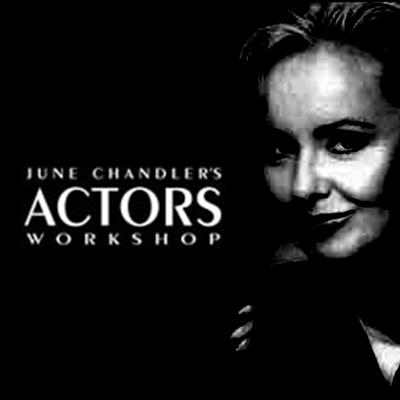 June Chandler's Actors Workshop | Commercials A - Z | The commercial industry is the launching pad for most acting careers. Every agency, no matter how large, will at some time take on a newcomer... but that newcomer must have excellent casting, great personality and attitude, know their craft and BE READY TO WORK. This workshop is run in a top commercial casting studio exactly like the audition. You will LEARN THE PROCESS, step by step. from getting the agent, to the audition, to the callback, to work on the set. Each week you'll practice the current trends in AUDITION TECHNIQUES... slates, personality interviews, one liners, improvisation, spokes copy. bite'n smile. You'll learn necessary CAMERA TECHNIQUE... cheating, how to work in double: and groups, product handling, communicating with the camera, cold reading techniques for scripts and cue cards. A lot of beginning ACTING TECHNIQUE is taught... understanding the story, how to prepare in the lobby, copy breakdown, making it conversational, bringing yourself to the part, making bold choices, creating a life and creating a character. You'll have a unique opportunity to get your PROFESSIONAL TOOLS. We work with each actor to design a professional resume and you'll also be welcome no participate in a discounted color photo shoot. It's important upon entering a new field that you learn about THE INDUSTRY... agents, unions, contracts. residuals, administration of your business, photo reproductions, public relations. business etiquette. We believe that ATTITUDE is even more important in the business: than talent... your professionalism, determination, organization, ability to concentrate and focus, to work with a director and agent, using your time well, and keeping a positive and enthusiastic approach to your work. The culmination of your training is the AGENT SHOWCASE. Don't worry after 6 weeks of classes you'll be more than ready. The industry is invited to meet you and see you perform in a commercial callback setting. Hopefully, this is when YOU WILL BEGIN the process you have learned.