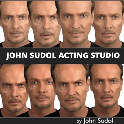 John Sudol Acting Studios | Learning to Speak the Language of the Face | Emotional Evaluation (Refer Above) Emotional Alignment (Refer Above) I teach you the meaning of each emotional facial muscle group I give you tools I developed to locate, isolate & activate the individual muscle groups You will understand the key to nailing the reaction shot on-demand I offer you one-of-a-kind exercises I created to master the stimulus-response process Unique tools & exercises to enhance your interpretation skills An advantage of gaining control over the most subtle emotional responses Drill, Drill, Drill... Emotional Notes Emotional Facial Blueprint Member Only Videos Work taped available for you in our class restricted site My dedication to your journey!