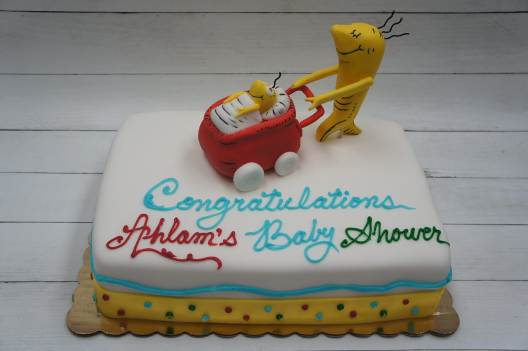 Baby Showers Cakes ~ Baby shower cakes classic bakery