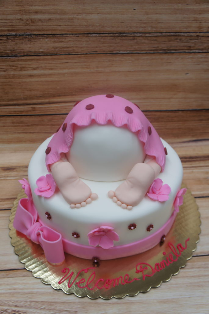 Baby Shower Cakes. Page ...