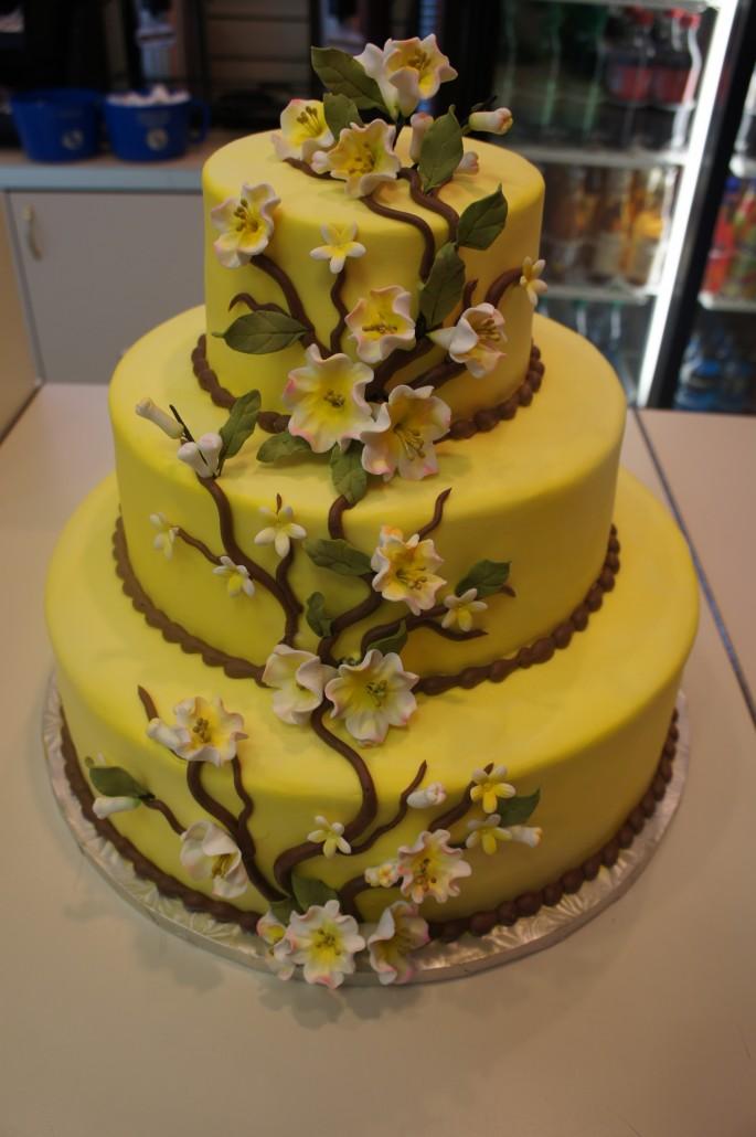 Wedding Cakes Classic Bakery