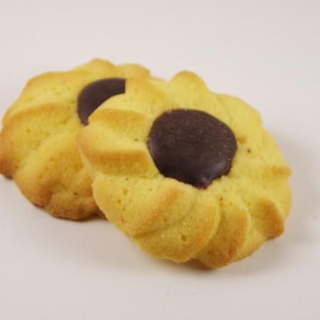 Chocolate Shortbread Cookie
