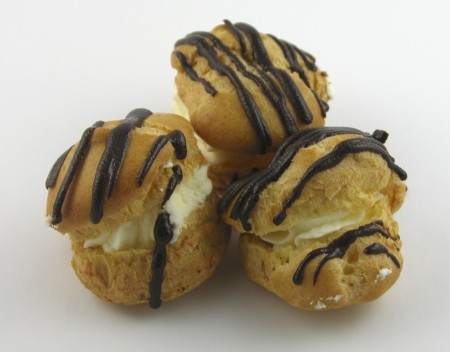 Chocolate Creampuff