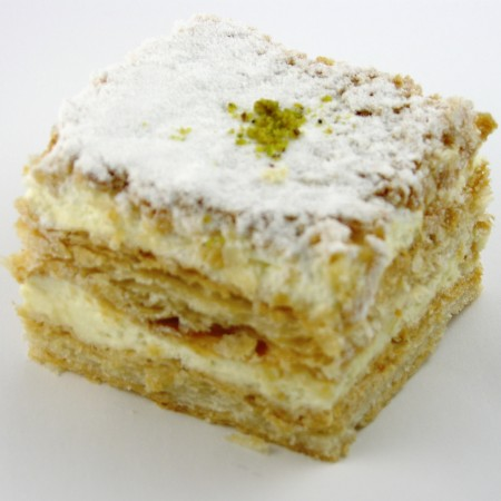 Cream Napoleon