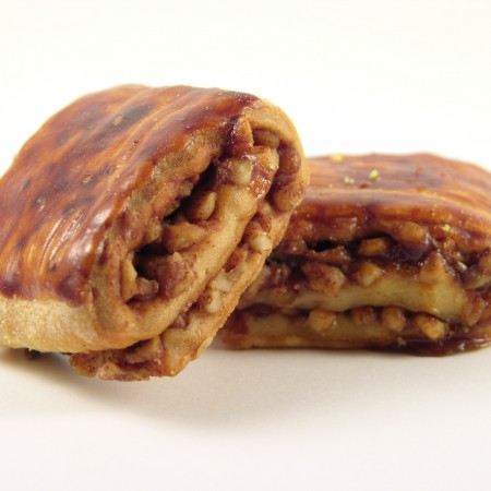Walnut Cinnamon Nazook