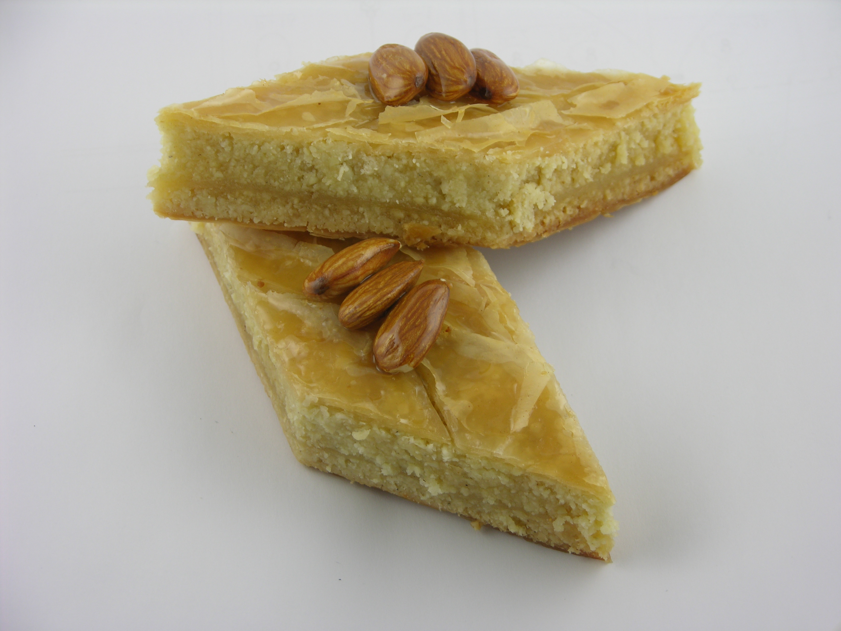 You are here: Home / Shop / Baklava / Almond Baklava – Diamond