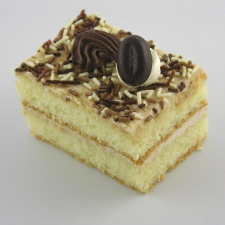 Mocha Cream Pastry