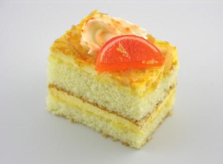 Orange Cream Pastry