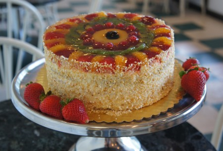 Signature Fruit Cake