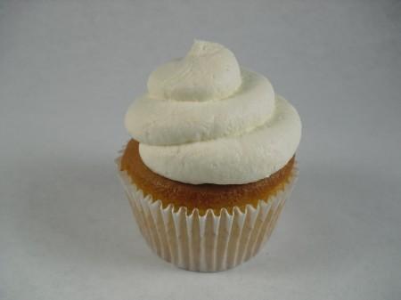 Vanilla Bean Cupcake