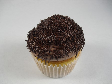 Vanilla Chocolate Cupcake